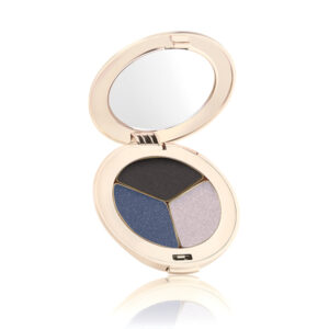 purepressed eye shadow triple - blue hour
